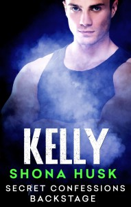m/m erotic romance Secret Confession Backstage: Kelly