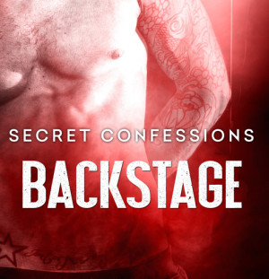 Secret Confessions Backstage: rock star romance box set