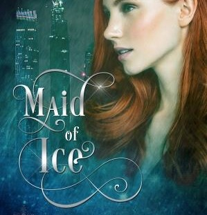 cover reveal: Maid of Ice